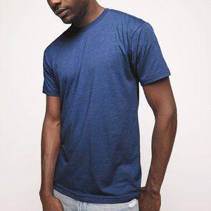 American Apparel - USA-Made 50/50 T-Shirt